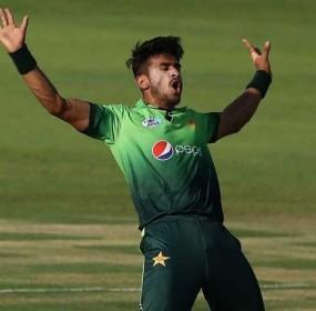Hasan Ali Break the Record of Waqar Younus