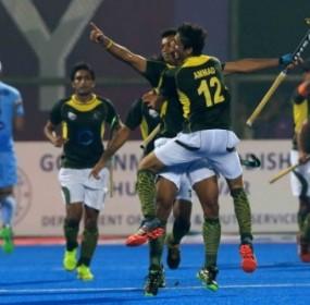 Asia Hockey Cup Pakistan Vs India