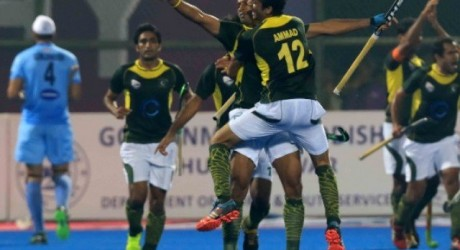 Asia Hockey Cup Pakistan Vs India