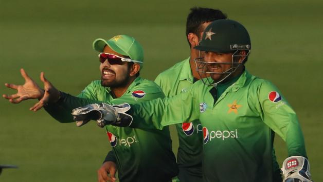 Pak Whitewashed SL in ODIs Series 2017