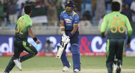 Pakistan Vs Sri Lanka 2nd ODI Summary Match Summary