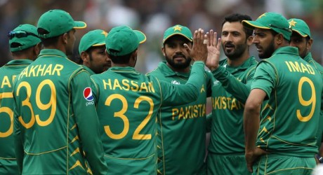 Pakistan Team Squad Against Sri Lanka T 20 Series 2017