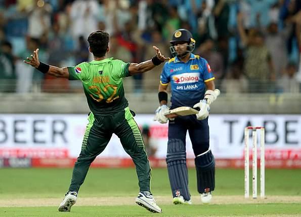 Pakistan Vs Sri Lanka 2nd ODI Summary Match Summary