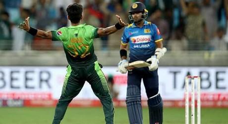 3rd Pak v SL T20i Lahore