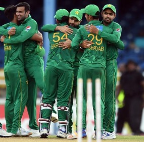 T20 Ranking Pakistan is on The 1st Position