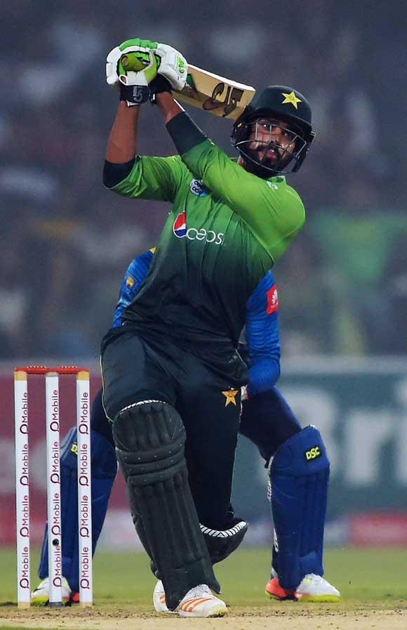 Pakistan Whitewashed Sri Lankan