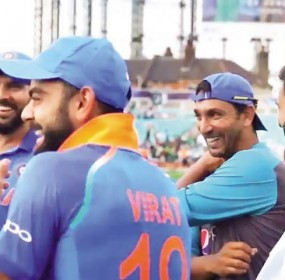 Pak India Players Gossip