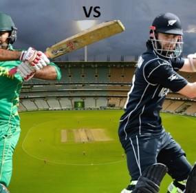 Pak vs NZ 2nd ODI