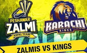 Karachi Kings v Peshawar Zalmi