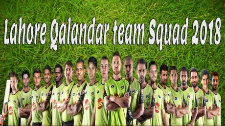 lahore qalanader squad