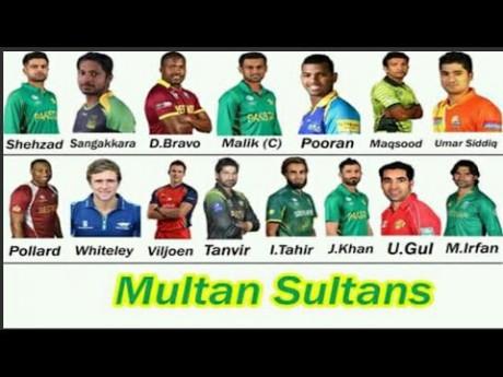 multan sultan squad