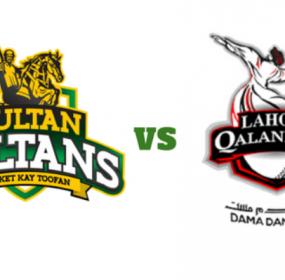 multan sultan vs Lahore Qalander