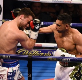 Amir Khan Knock Out
