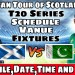 Pakistan vs Scotland T20 Match