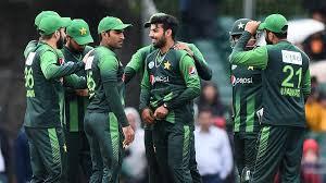 Pakistan At No 1
