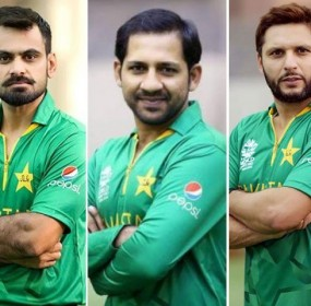 Pakistan National Cricket Players