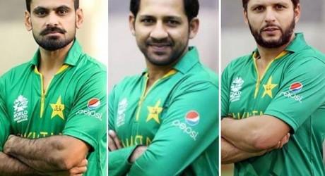 Pakistan National Cricket Players