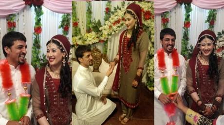 Sadia Married Farhan