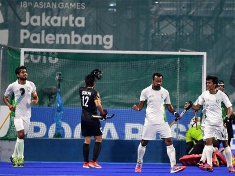 Pak Hockey Team 4th Victory in Asian Games 1