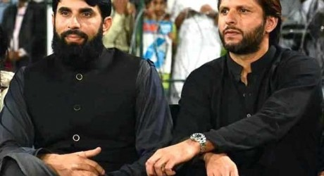 Afridi & Misbah Play Afghan Premier League