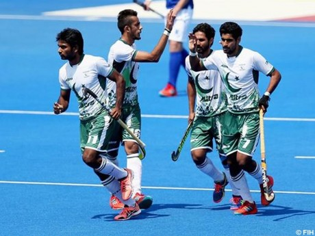 Pak Hockey Team 4th Victory in Asian Games 2