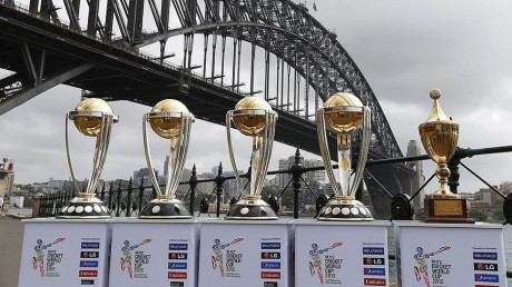 THE SCHEDULE FOR THE CRICKET WORLD CUP 2019 ..
