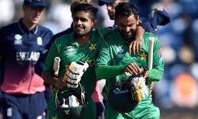 Hafeez And Babar Azam