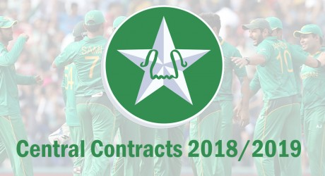 PCB Central Contracts 2018-19