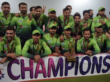 Pakistani Team
