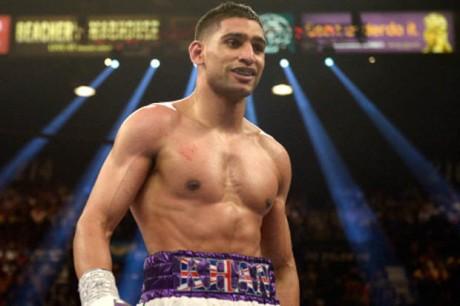 Amir khan win