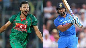 BAN vs IND