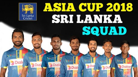 Sri Lankan Squad