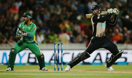 NZ Vs pak 2018 Match