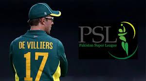 De Villiers PSL 4