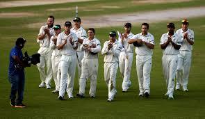 Pak v NZ test Match