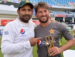 Yasir and Sarfraz