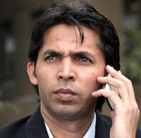 Muhammad Asif Cricketer