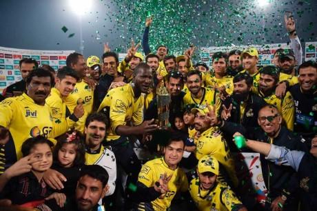 PSL PEshawar Zalmi