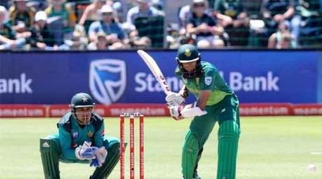 Team Africa and Pak