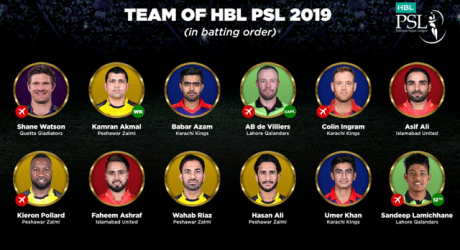 PSL Dream Team