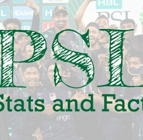 PSL Stats & Facts