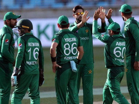 Pakistani Squad for ICC World Cup 2019