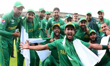 Pakistani Team Squad for World Cup