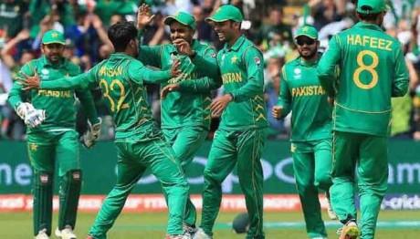 Team Pakistan Squad 2019