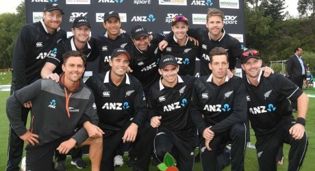 This is the New Zealand Squad for Cricket