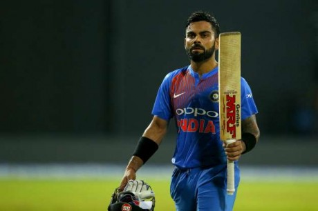 Virat Kohli With New World Record