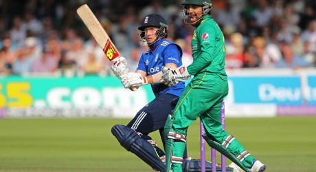 Pakitan vs England second ODi