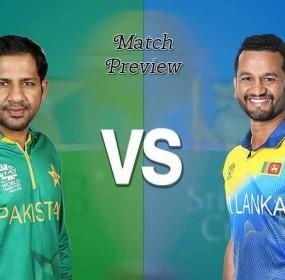 Pakistan VS Srilanka 2nd ODI Match