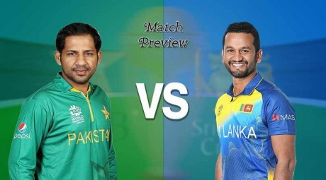 Pakistan VS Srilanka 2nd ODI Match