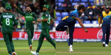 Pakistan VS Srilanka